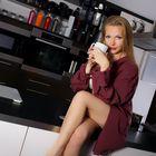 Elena in Kitchen