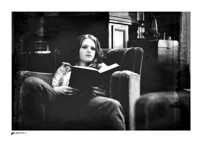 Elena sapeva leggere...
