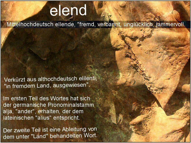 elend (20050629)