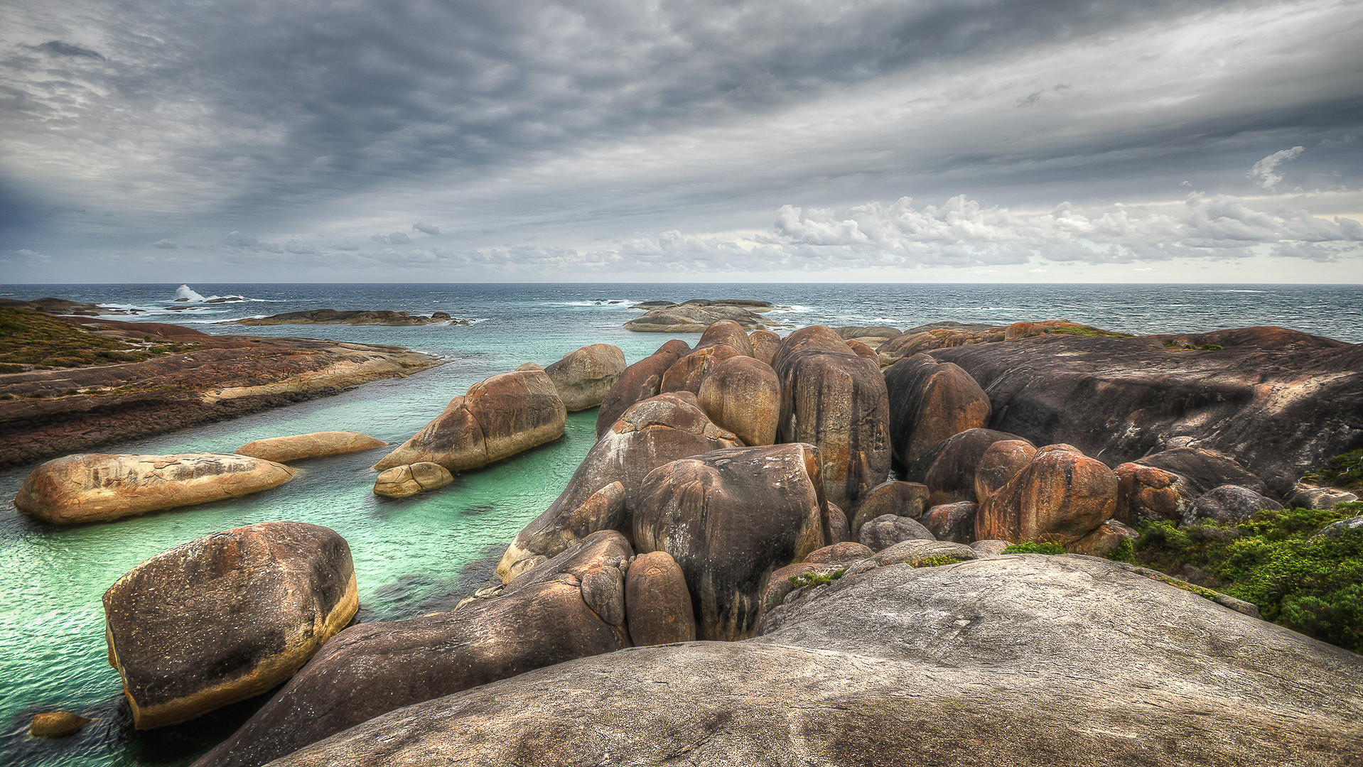 *Elephant Rocks*