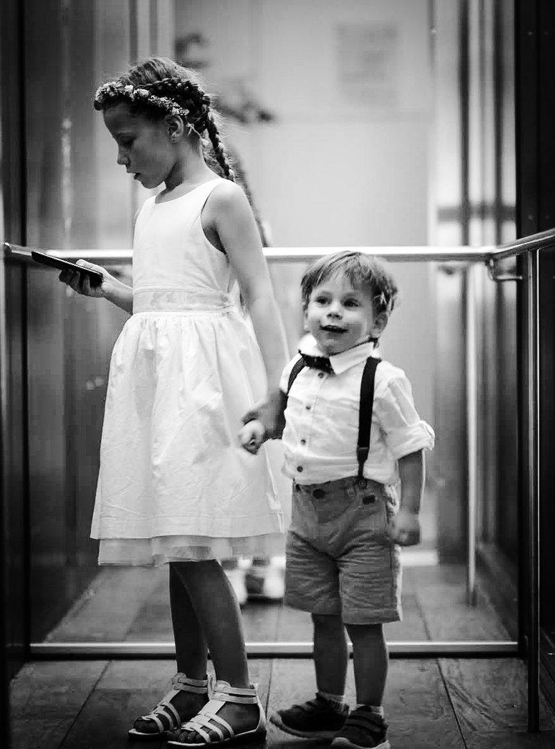 Elevator meeting