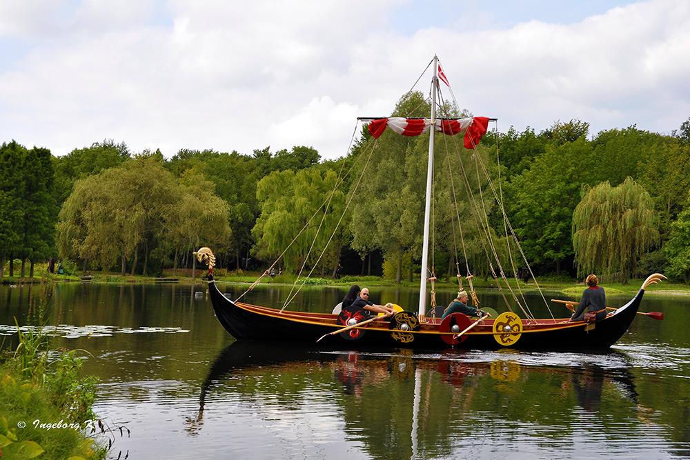 Elf Fantasy Fair in Arcen - 16 - Wickingerboot