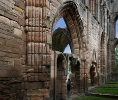 Elgin Cathedral Detail