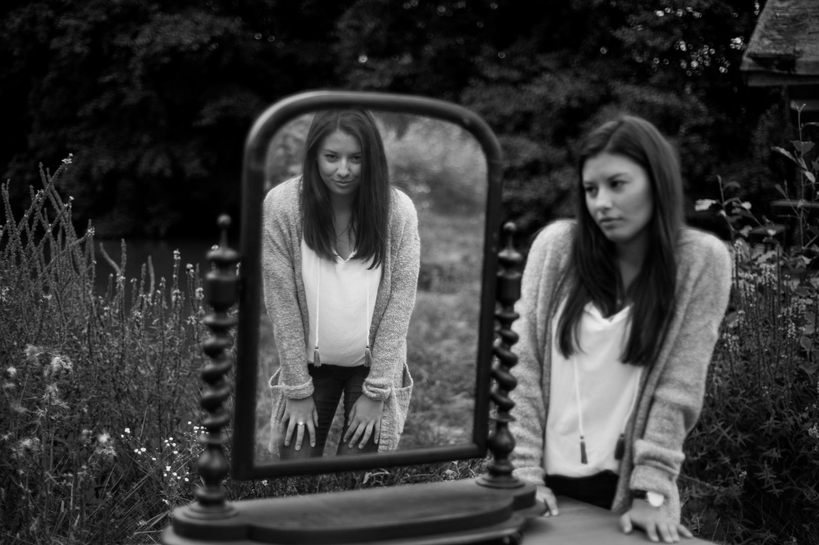 Elina und Tessa und Tessa und Elina