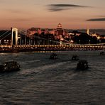 Elisabethbrücke, Budapest