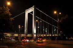 Elisabethbrücke in Budapest