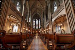 – Elisabethenkirche Basel –