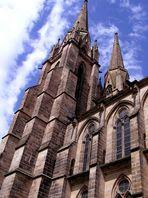 Elisabethenkirche Marburg - Himmelsstreben
