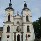Želiv- church of birth of Virgin Mary