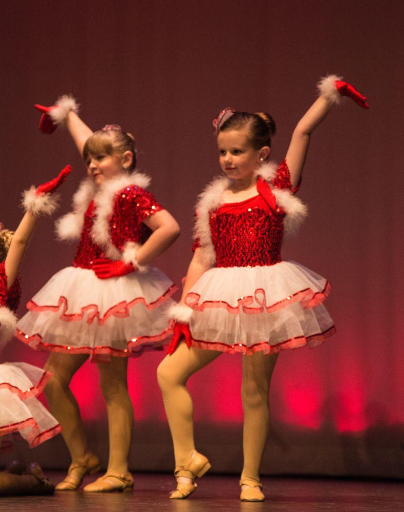 Ella's Dance Recital