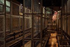 Ellis Island Einwanderungsbehörde.