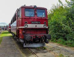 Ellok Baureihe 242