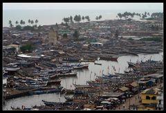 ... Elmina, Ghana ...
