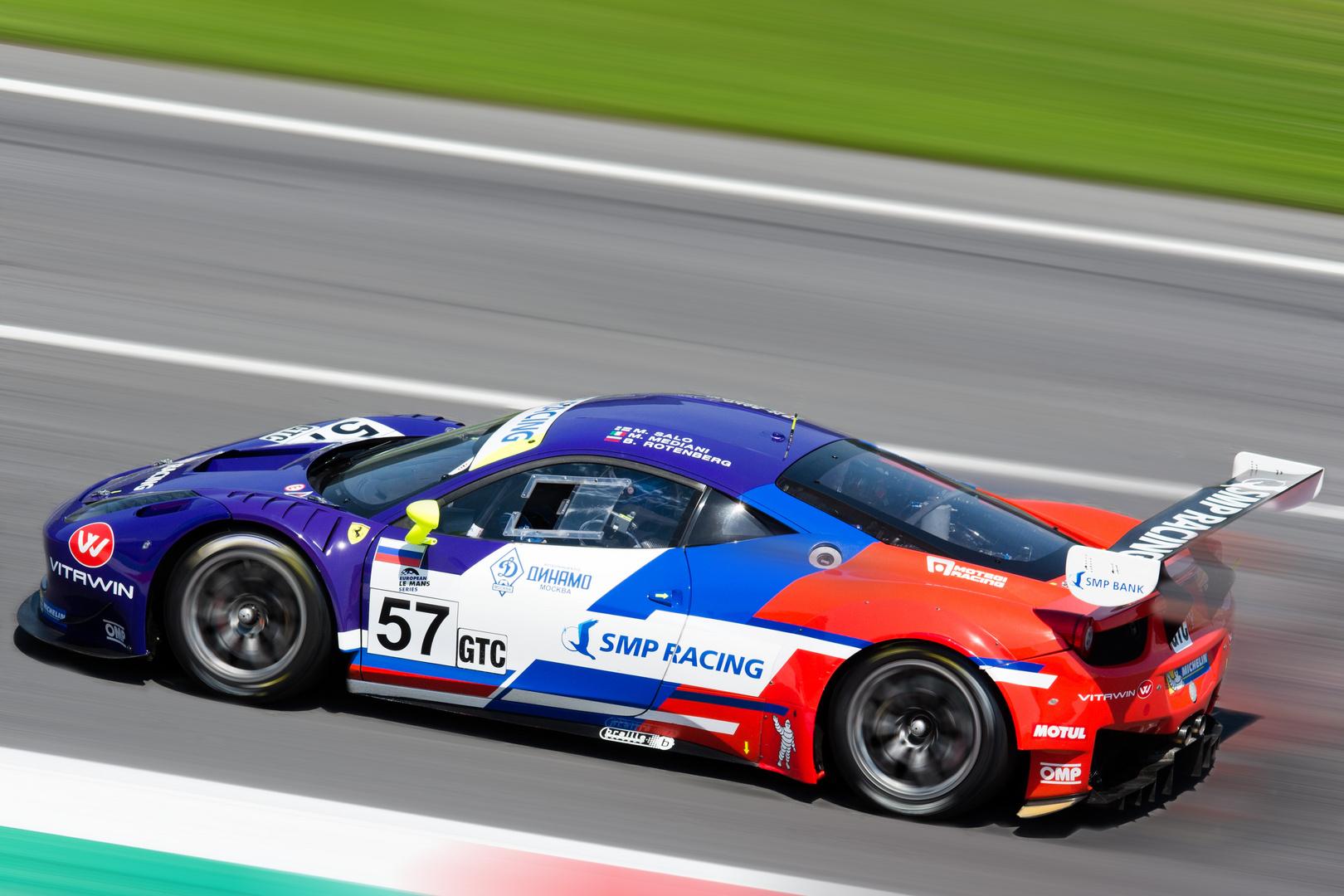 ELMS - European Le Mans Series 2014 Red Bull Ring
