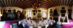 Els Calderes: Dining Room