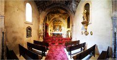 Els Calderes: Mini-Kirche