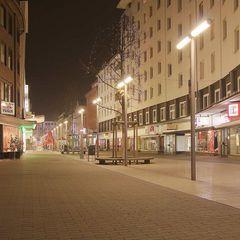 Elsässer Straße in Oberhausen