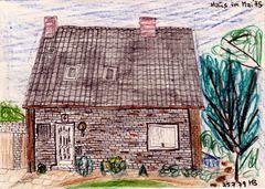 Elternhaus in Hueckelhoven/Kleingladbach