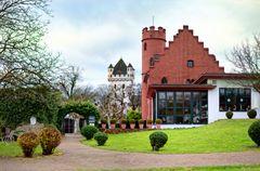 Eltville - Burg Crass - Restaurant & Wein-Bistro Freyhof