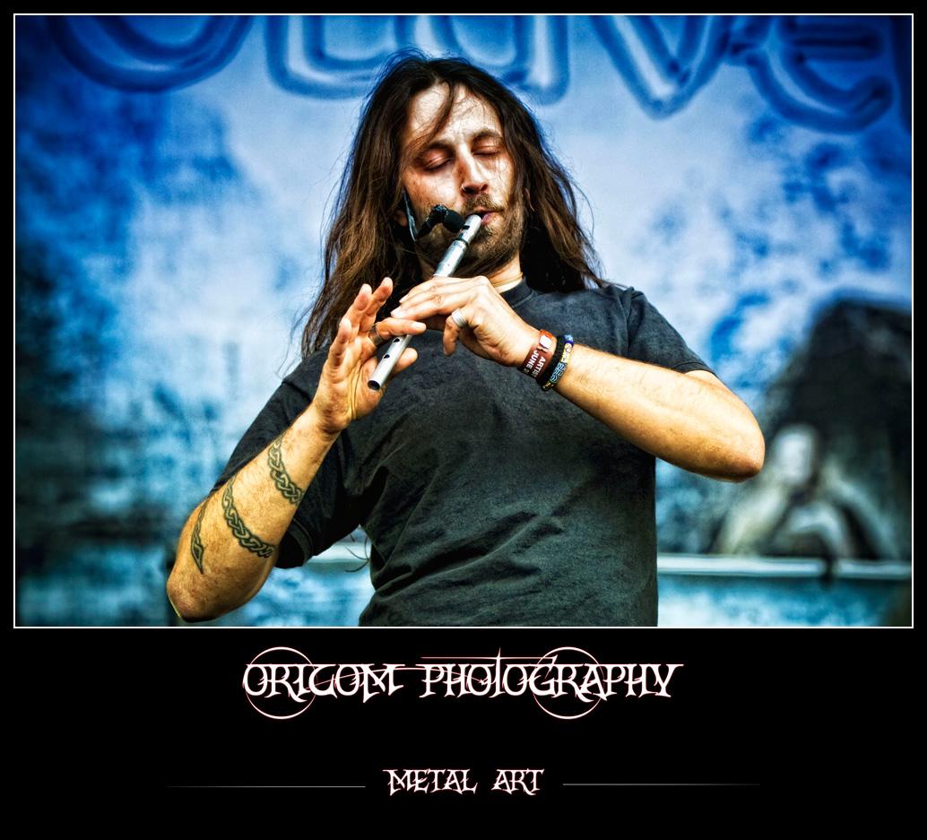 Eluveitie - Hellfest 2010