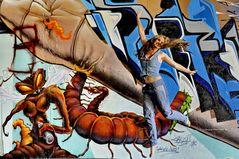 Elvira in der Graffiti-Unterwelt - 5 -