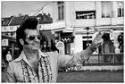 Elvis aur der Reeperbahn