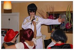 Elvis lebt .......