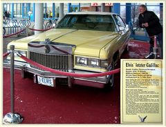 Elvis letzter Cadillac