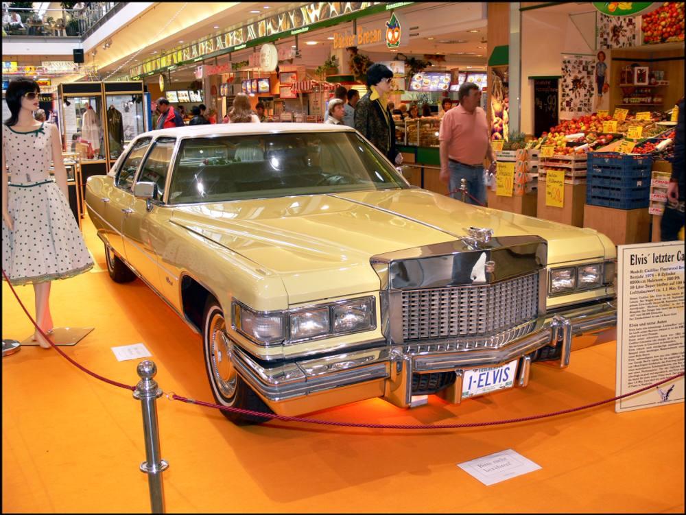 Elvis' letzter Cadillac - Bild 1