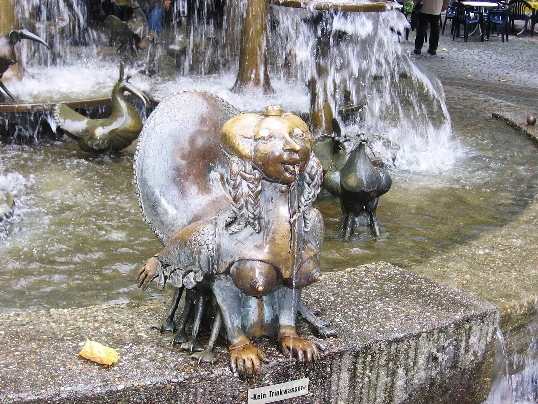 Elwetritsche in Neustadt