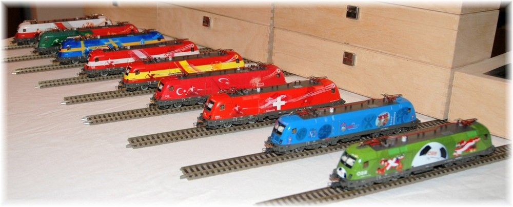 EM-Taurus-Flotte in HO