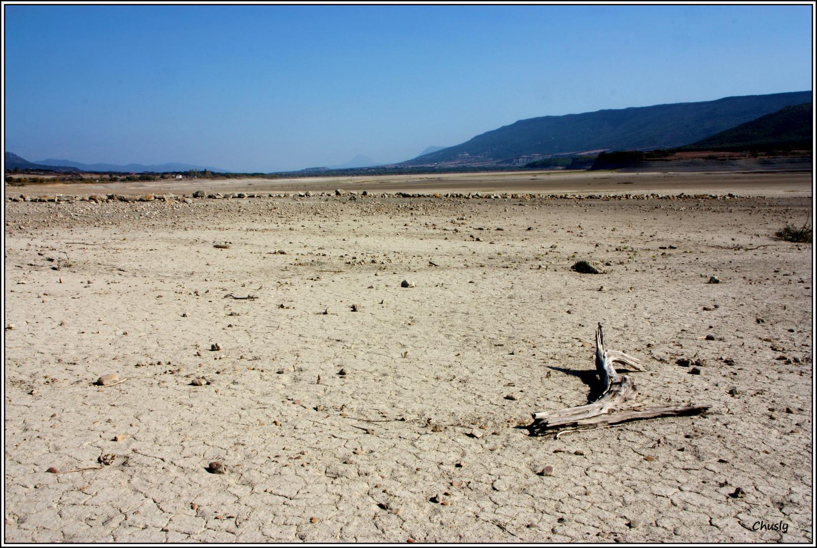Embalse de Yesa (También llamado el mar de los Pirineos)