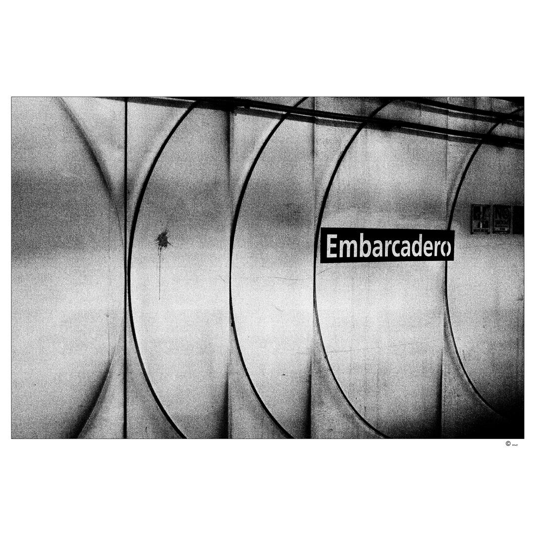 ~ Embarcadero -II- ~