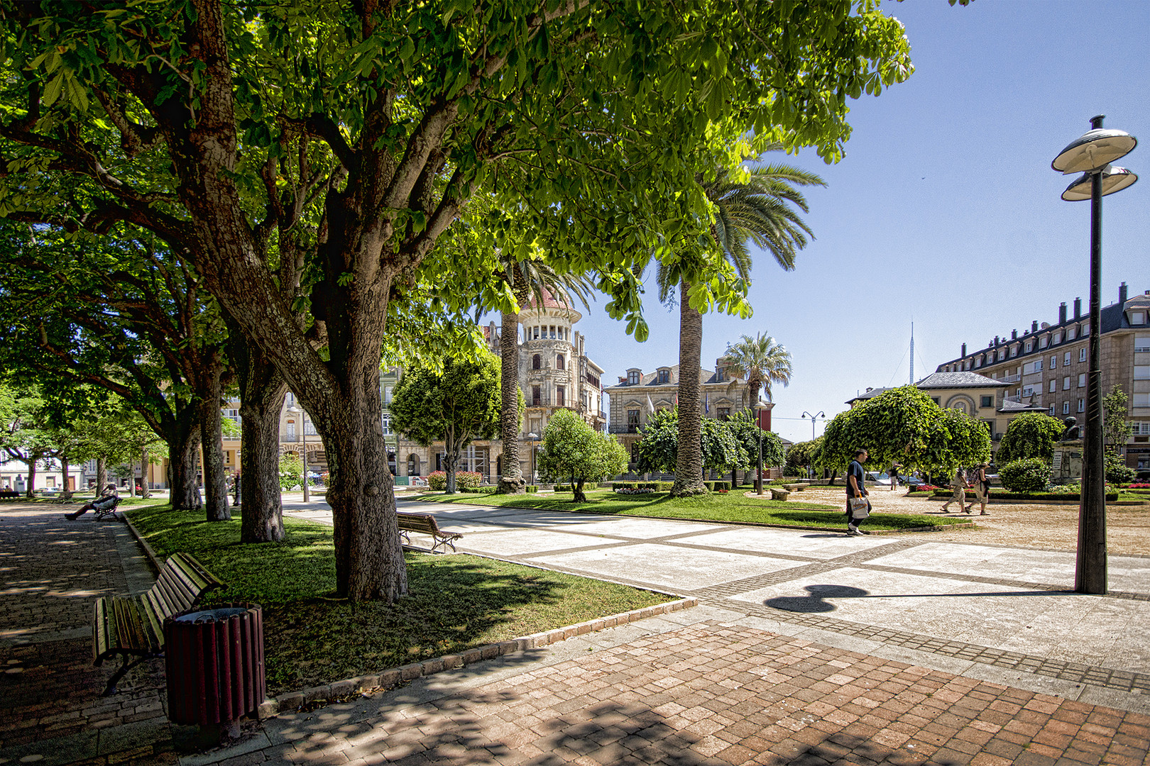 EMBLEMATICA RIBADEO - Lugo