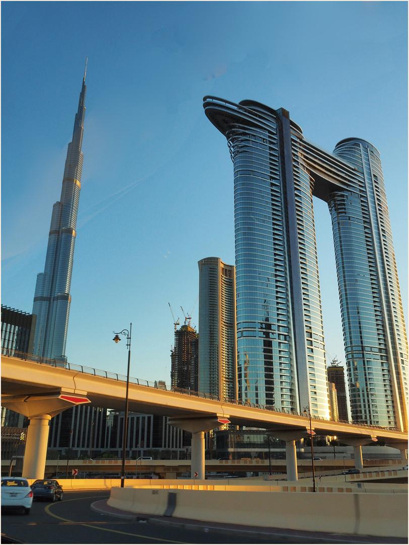 Emblèmes de Dubaï