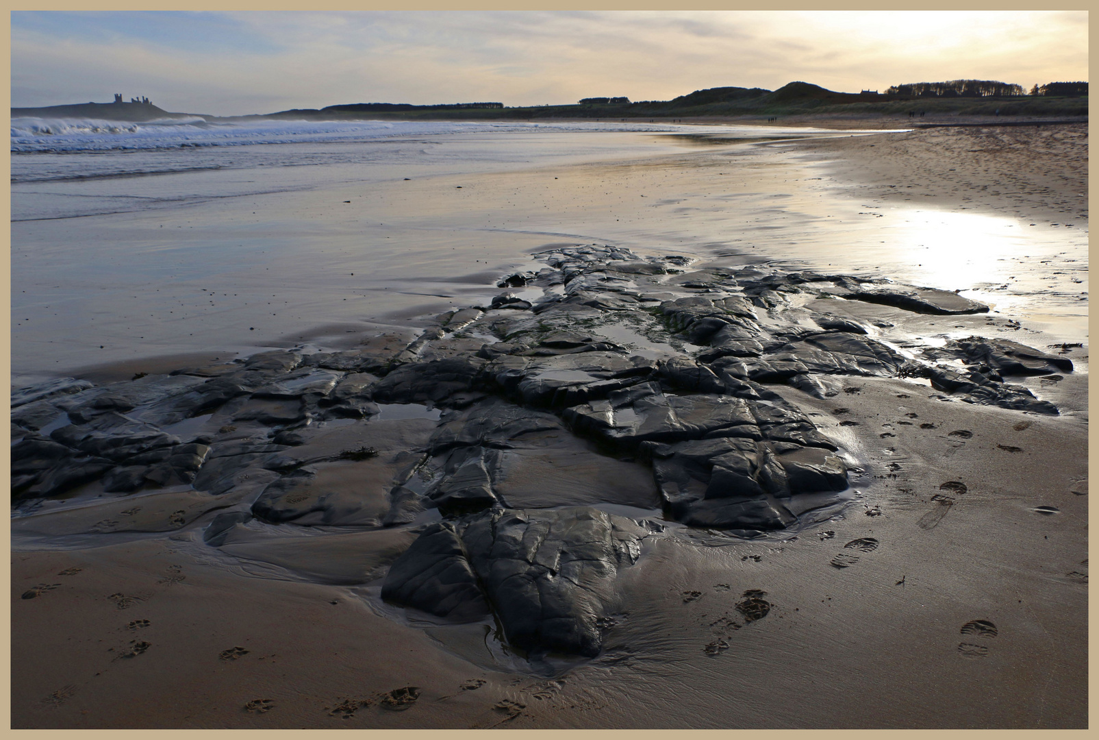 Embleton bay  in winter 5