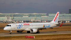 Embraer 195 von AirEuropa