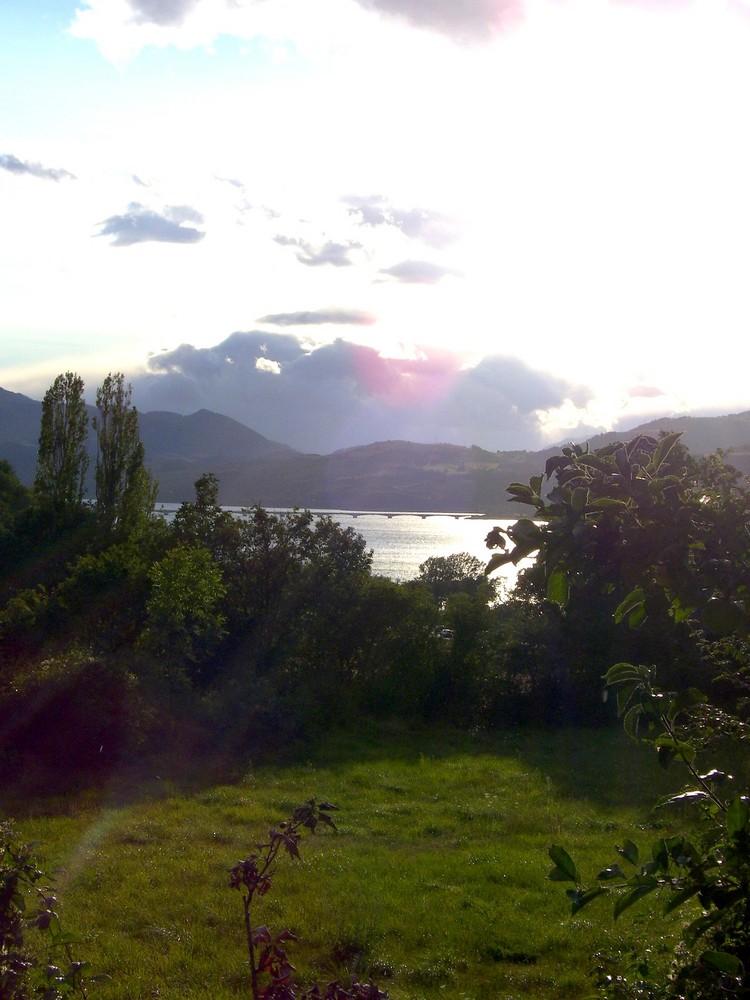 Embruns, entre Montagne et Ciel