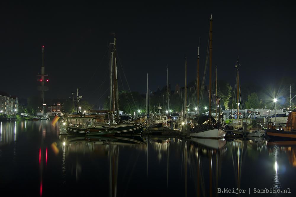 Emden Hafen DRI