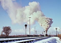 Emden im Winter