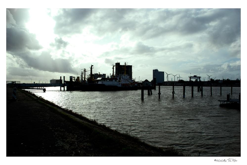 Emder Außenhafen IV