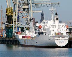EMERALD - Kühlcontainerschiff