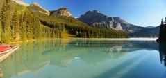 Emerald Lake ...