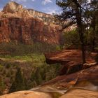 Emerald Pools im Zion-Nationalpark