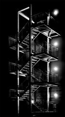 emergency staircase