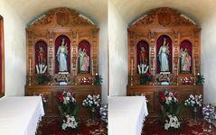 Emerita el Paso Kirche La Gomera
