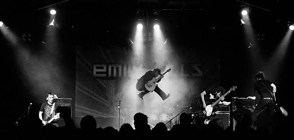 Emil Bulls - Phoenix-Tour in Ulm