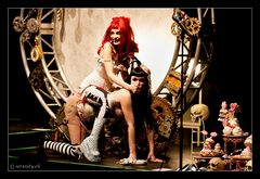 Emilie Autumn @ Härterei, Zürich