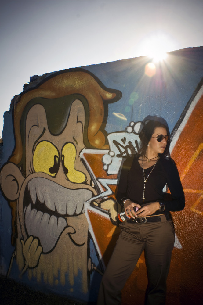 Emilie & Graffiti