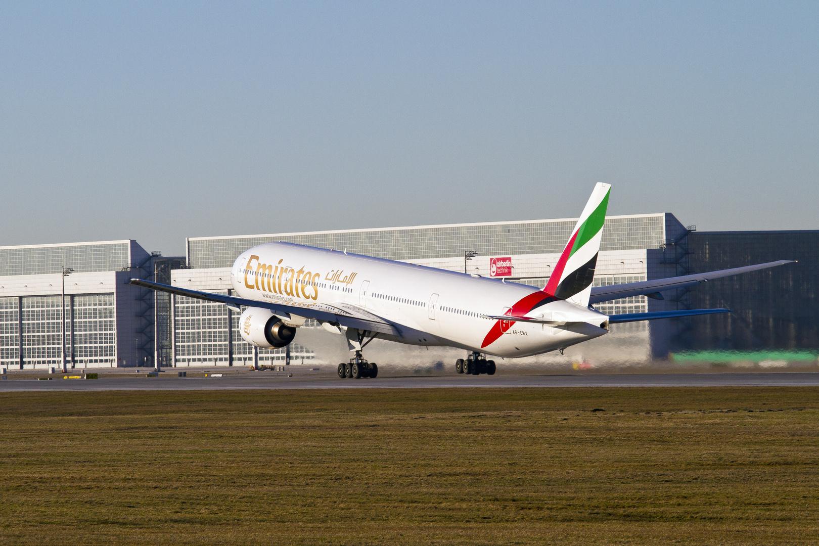 Emirates 777-300